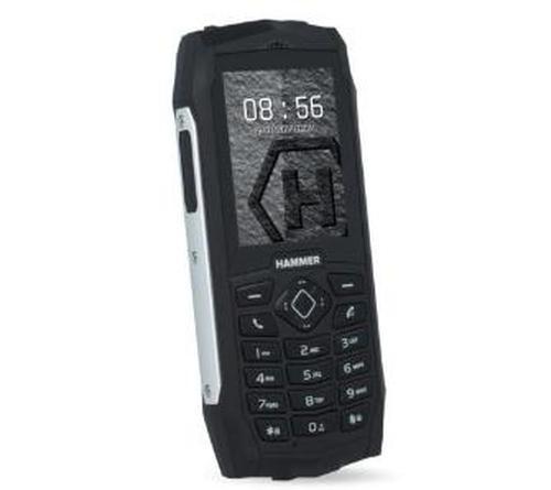 myPhone Hammer 3+ (srebrny)