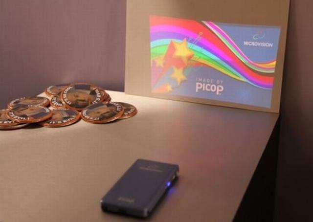 Microvision PicoP ShowWX