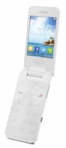 Telefon komórkowy Alcatel 20.12 Biały