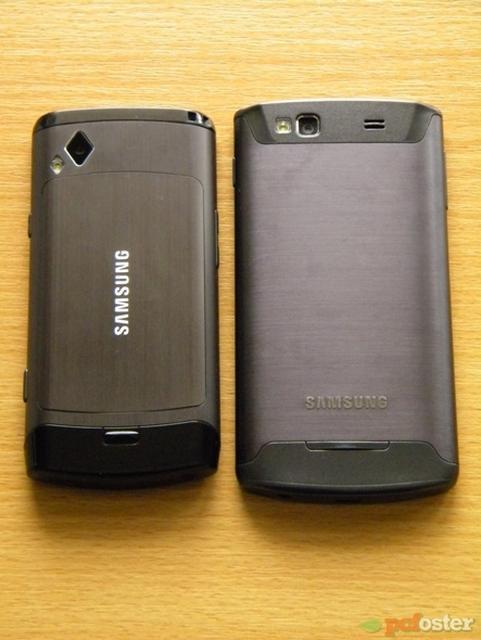Samsung Wave 3 S8600 vs Samsung Wave S8500 -  porównanie dwóch, popularnych telefonów