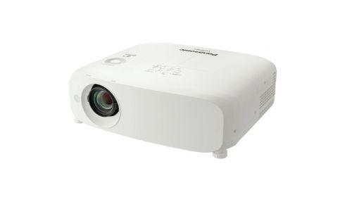 Panasonic PT-VX610EJ na białym tle