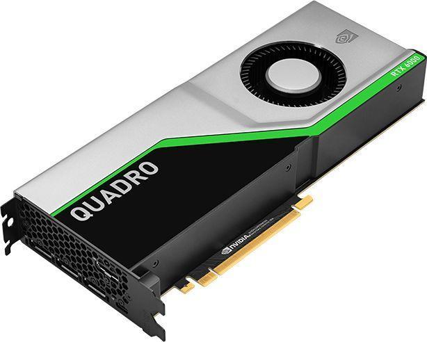 HP Quadro RTX 6000 24GB GDDR6 (5JH80AA)