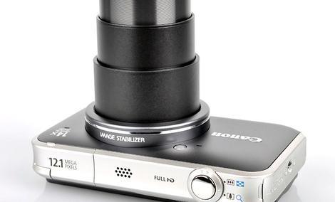 Canon PowerShot SX220HS - praktyczny test aparatu fotograficznego