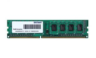 Patriot DDR3 4GB Signature 1600MHz CL11 512x8 1 rank