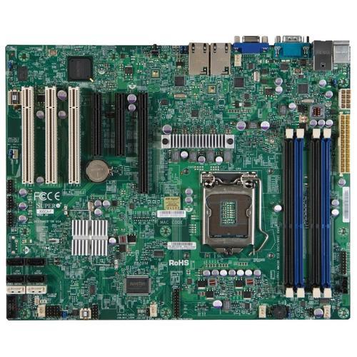 Supermicro Płyta serwerowa X9SCA-F MBD-X9SCA-F-O