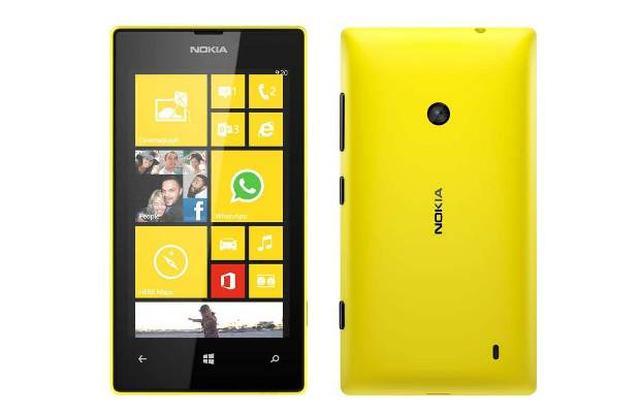 Nokia Lumia 525 - praktyczny 4-calowy smartfon