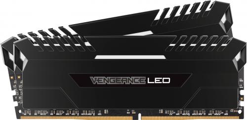 Corsair Vengeance LED DDR4, 2x16GB, 3600MHz, CL18, white (CMU32GX4M2F3600C18)