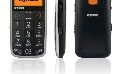 myPhone 1030 HALO - telefon dostępny w Biedronce
