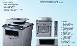 Samsung SCX-5835FN