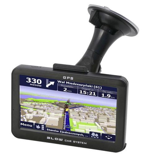 BLOW GPS50YBT (AutoMapa Polska XL)