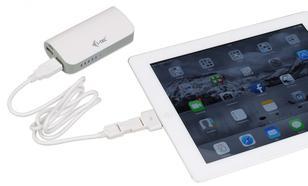 i-Tec PowerBank 5200mAh Advance 2x USB, zewnętrzna bateria do smartfonów i tabletów