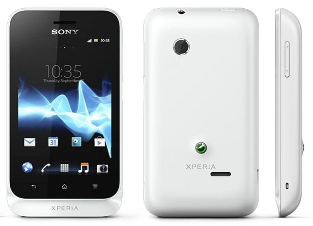 Sony przedstawia dwa stylowe, rozrywkowe i łatwe w obsłudze smartfony: Xperia miro i Xperia tipo