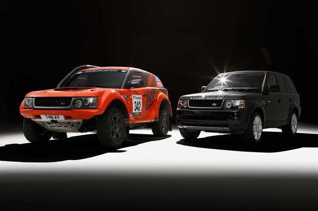Bowler i Land_Rover