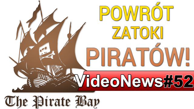 VideoNews #52 - Powrót The Pirate Bay, Wymagania GTA V na PC i nowy MacBook