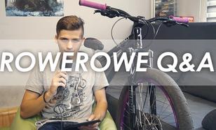 Rowerowo #22 - Pytania i Odpowiedzi #3