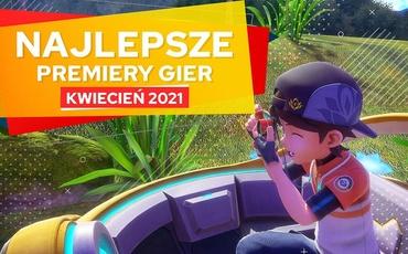 Najlepsze Premiery Gier Kwiecień 2021 - Outriders, New Pokemon Snap, Returnal