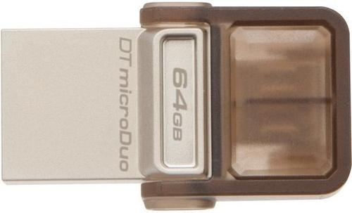Kingston 64GB USB2/micro USB DT MicroDUO