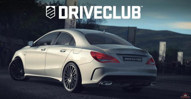 Gra DriveClub