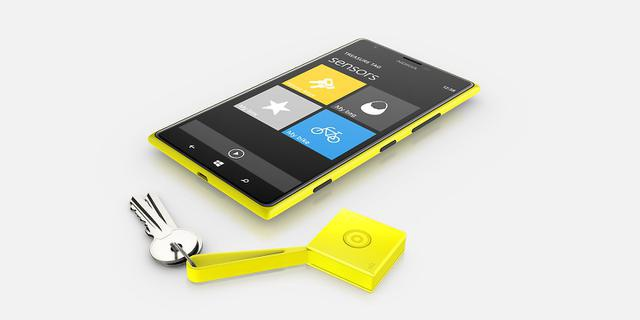 Nokia Treasure Tag 2
