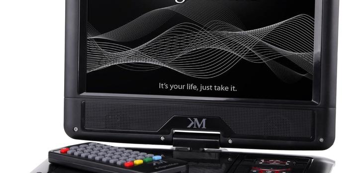 Krüger&Matz KM0001- odtwarzacz DVD czy jednak telewizor?