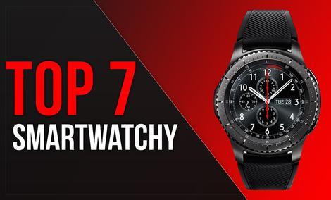 TOP 7 Smartwatchy - Inteligentne Zegarki