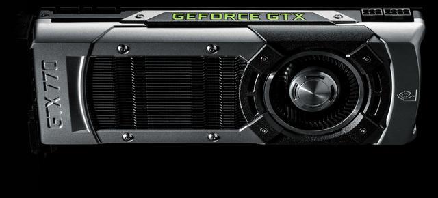NVIDIA umacnia się na pozycji lidera wraz z premierą karty graficznej GeForce GTX 770