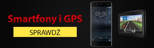 Smartfony i GPS BlackFriday EURO RTV AGD