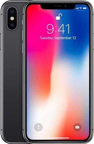 Apple iPhone X 64GB Szary