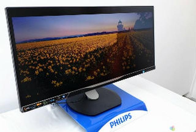 Monitor PHILIPS BDM3470UP - 34 Cale, IPS i Rozdzielczość UltraWide Quad HD