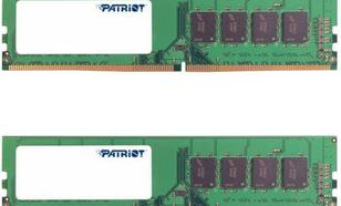 Patriot Signature UDIMM DDR4, 2x4GB, 2666MHz, CL19 (PSD48G2666K)