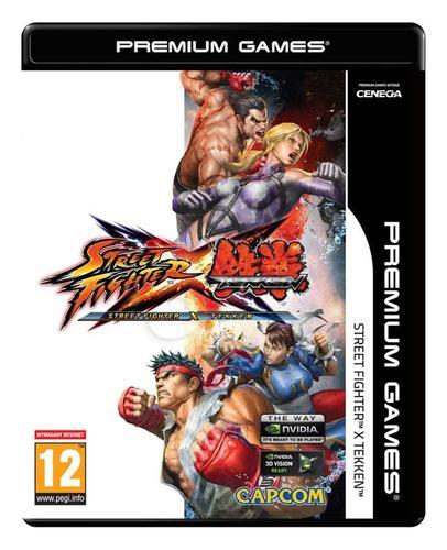 NPG Street Fighter X Tekken