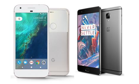 OnePlus 3T vs. Google Pixel XL - Porównanie Szybkości Ładowania