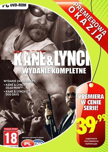 NPO Kane & Lynch Wydanie Kompletne