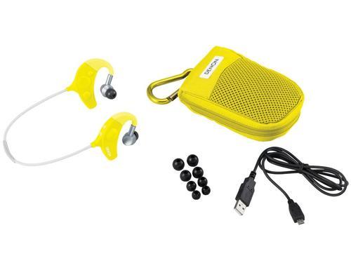 Denon Słuchawki AH-W150 Żółte