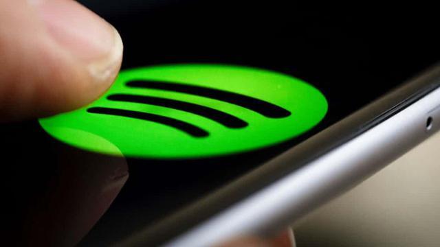Muzyczna Aplikacja Spotify
