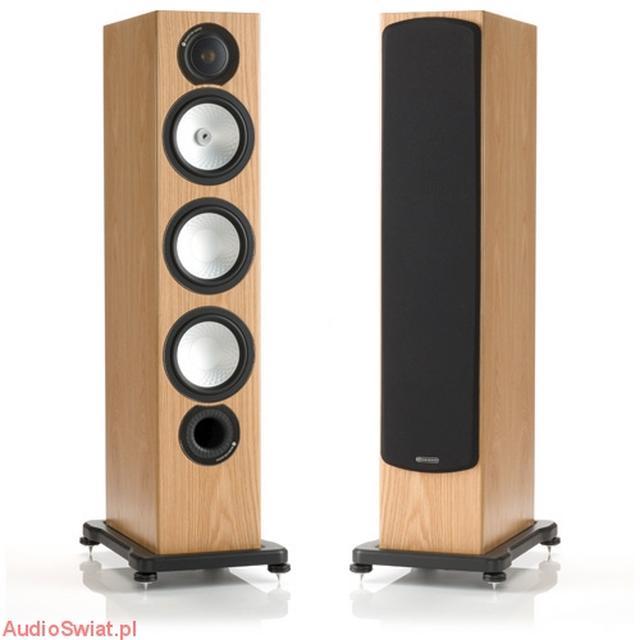 Monitor Audio RX8 - podłogowe głośniki wysokiej klasy