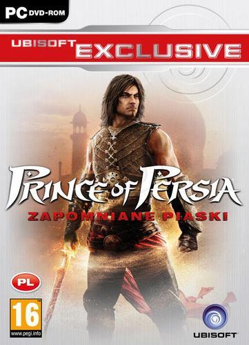 UEX RED Prince of Persia Zapomniane Piaski