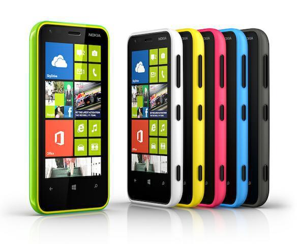 Recenzja telefonu komórkowego Nokia Lumia 620