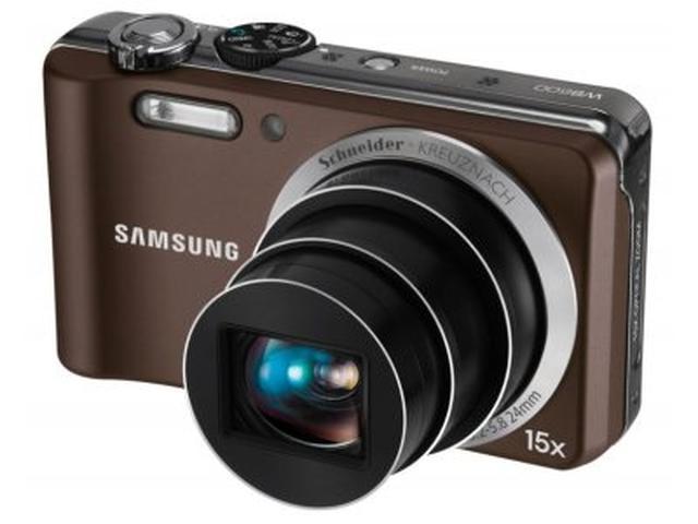 Samsung WB600 i WB650 – szerokokątne aparaty z 15-krotnym zoomem optycznym