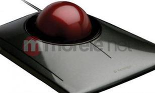 Kensington Trackball SlimBlade Czarno-Czerwony K72327EU