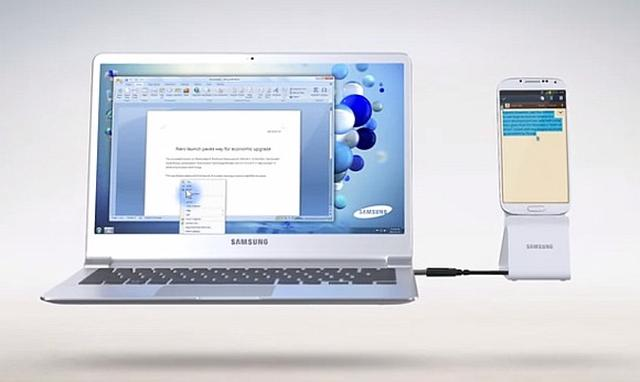 Samsung SideSync - aplikacja integrująca ze sobą telefon i komputer
