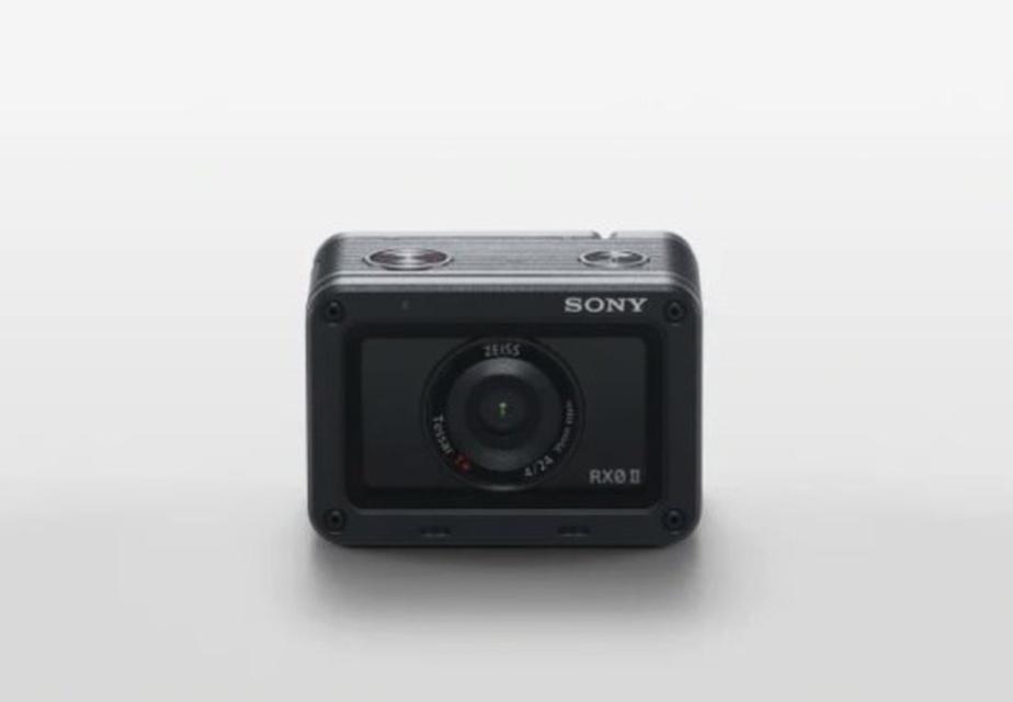 Sony RX0 II - Najmniejszy aparat profesjonalny na świecie