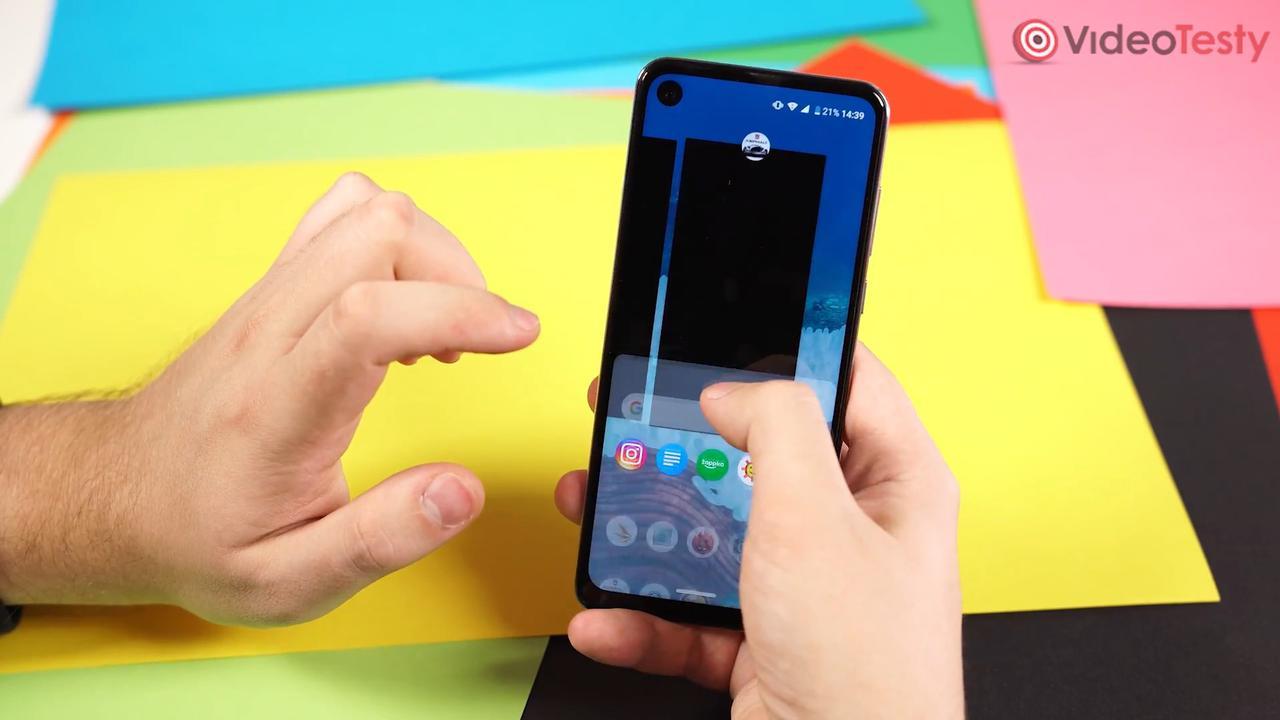 Motorola One Action obsługuje gesty, których próżno szukać w Xiaomi Mi A3