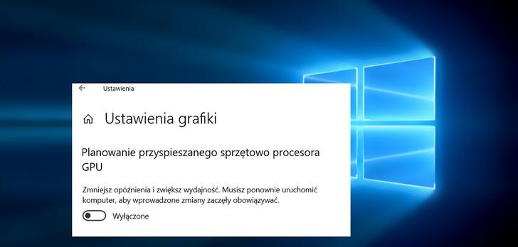 Windows 10 – Nowa aktualizacja zwiększy wydajność komputera