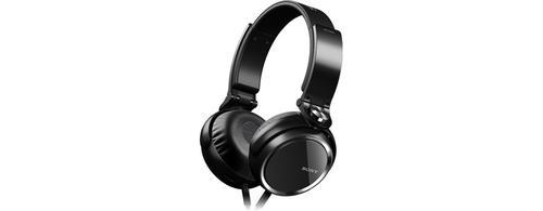 SONY MDR-XB600 black