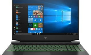 "HP Pavilion Gaming 15-EC0009NW 15,6"" AMD Ryzen 7 3750H - 8GB RAM -"