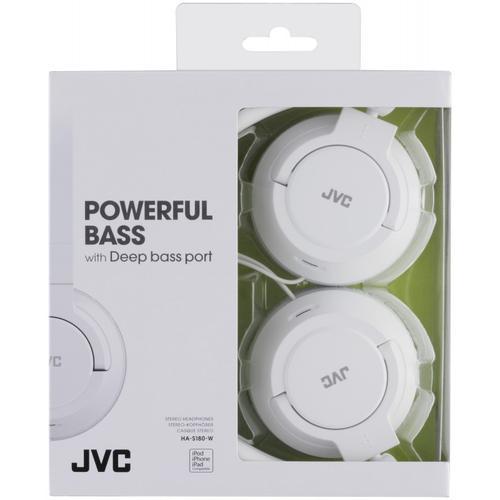 JVC HA-S180 Białe