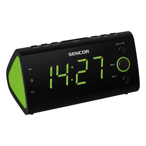 SENCOR SRC 170GN radiobudzik