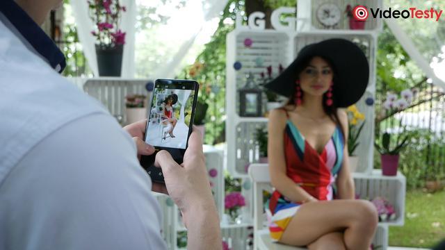 Tryb Portretowy LG G7 ThinQ