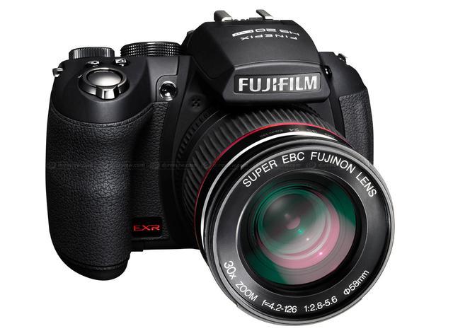Fujifilm FinePix HS20 EXR - prezentacja
